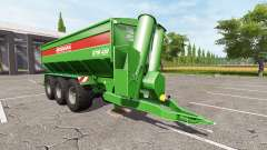 BERGMANN GTW 430 for Farming Simulator 2017