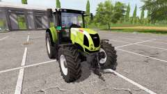 CLAAS Arion 540 for Farming Simulator 2017