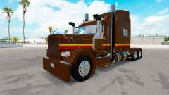 IZZI skin for the truck Peterbilt 389 for American Truck Simulator