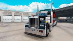 Kenworth W900B Long v1.5 for American Truck Simulator