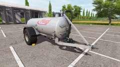 Fliegl VFW 10600 v2.2 for Farming Simulator 2017