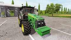John Deere 8320R for Farming Simulator 2017
