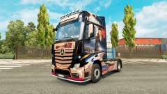 Skin Revaniko for tractor Mercedes-Benz