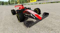 The formula 1 race car v2.0 for BeamNG Drive
