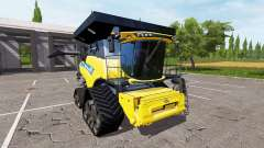 New Holland CR10.90 v1.5 for Farming Simulator 2017