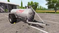 Fliegl VFW 10600 for Farming Simulator 2017