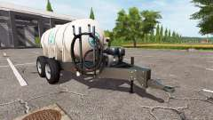 Lizard Fertilizer for Farming Simulator 2017