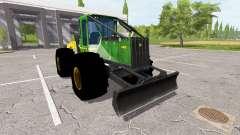 John Deere 548H for Farming Simulator 2017
