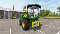 John Deere 8300i for Farming Simulator 2017