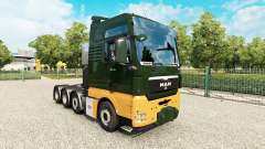 MAN TGX 8x4 v1.8 for Euro Truck Simulator 2