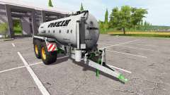 JOSKIN Modulo 2 for Farming Simulator 2017