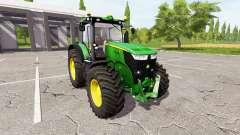 John Deere 7270R v2.0 for Farming Simulator 2017