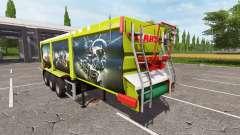 Krampe SB 30-60 claas design for Farming Simulator 2017