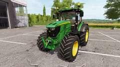 John Deere 6230R v2.0 for Farming Simulator 2017
