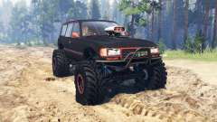 Toyota Land Cruiser 80 VX for Spin Tires