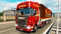 Skins for truck traffic v2.0