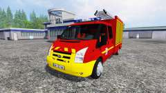 Ford Transit Double Cab VPI