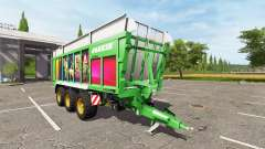 JOSKIN DRAKKAR 8600 meteor games edition v1.2 for Farming Simulator 2017