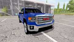 GMC Sierra 1500 for Farming Simulator 2017