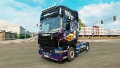 Skin Fast & Furious for Scania truck