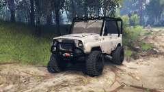 UAZ-31514 v1.3 for Spin Tires