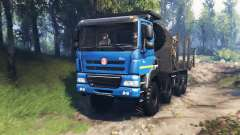 Tatra Phoenix T 158 8x8 v3.0 for Spin Tires