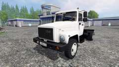 GAZ 3309 modular