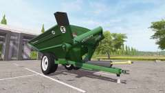 J&M 1412 for Farming Simulator 2017