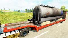Semi-trailers with zeleznodoroznyj the line v1.6
