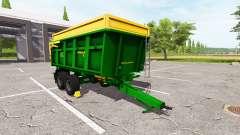 ZDT Mega 13 for Farming Simulator 2017