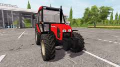 Zetor 6340 for Farming Simulator 2017