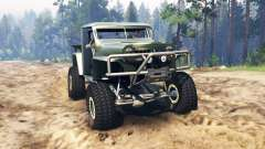 Willys Pickup Crawler 1960 v1.0.1 for Spin Tires