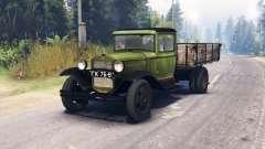 GAZ-MM 1940 for Spin Tires