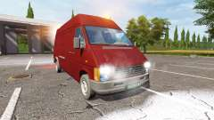 Volkswagen LT Van for Farming Simulator 2017
