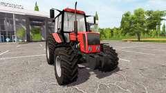 Belarusian-826 for Farming Simulator 2017