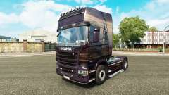 Skin Viking for truck Scania for Euro Truck Simulator 2