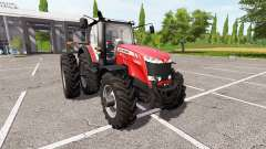 Massey Ferguson 8727 USA for Farming Simulator 2017