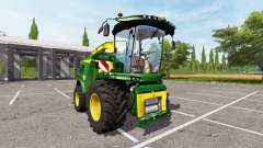 John Deere 8100i for Farming Simulator 2017