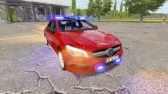 Mercedes-Benz CLA 45 AMG (C117) feuerwehr