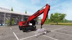 Fuchs MHL 350 for Farming Simulator 2017