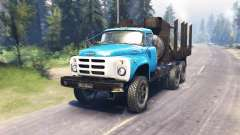 ZIL 133 for Spin Tires