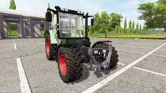 Fendt 380 GTA Turbo v4.0 for Farming Simulator 2017
