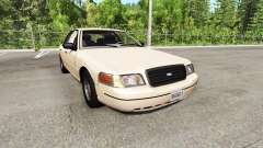 Ford Crown Victoria 1999 v2.0c for BeamNG Drive