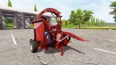 Heizohack HM 4-300 for Farming Simulator 2017