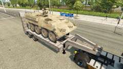 Semi carrying military equipment v1.6