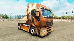 Skin Fantasy Knights on the truck Iveco