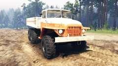 Ural-377 for Spin Tires