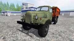 ZIL 157 truck