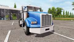 Lizard SX 210 Twinstar Freightliner for Farming Simulator 2017
