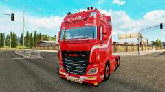 DAF XF 106.510 Weeda for Euro Truck Simulator 2
